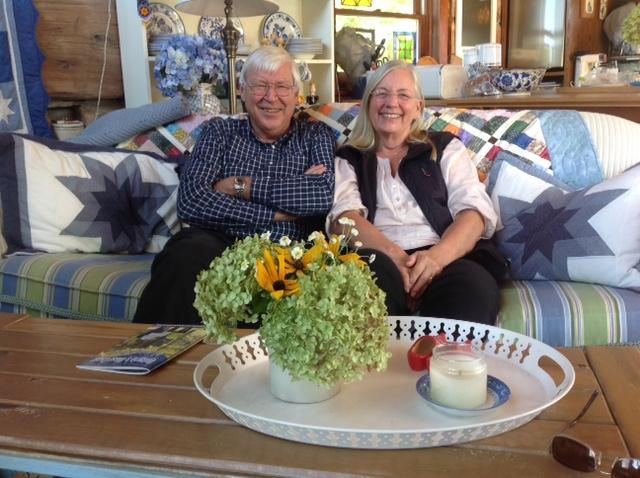 Marjorie und Jörg
