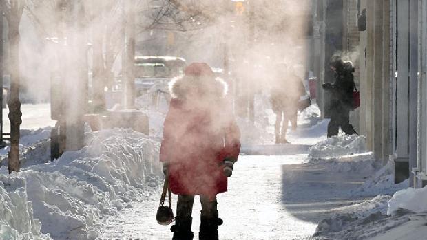 Extreme Kälte in KanadaKälterekord in der Silvesternacht erwartet