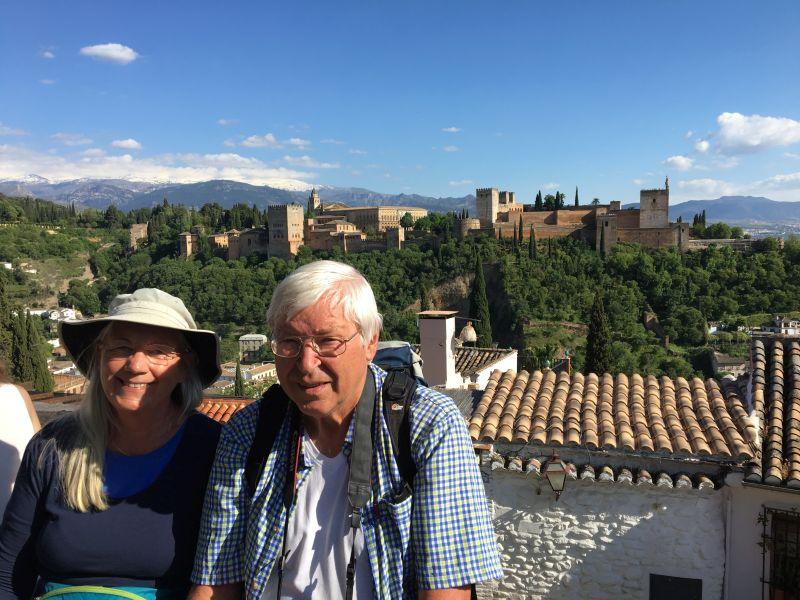 Andalusien – Almería, Granada
