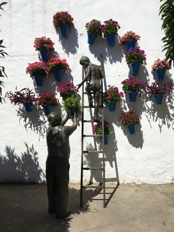 Andalusien: Sevilla, Cordoba