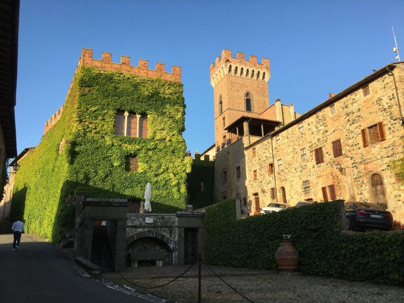 Querceto, Toskana, Italien